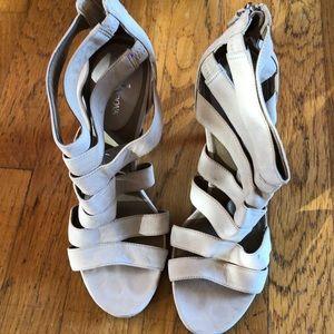 Maria Sharapova high heel sandals